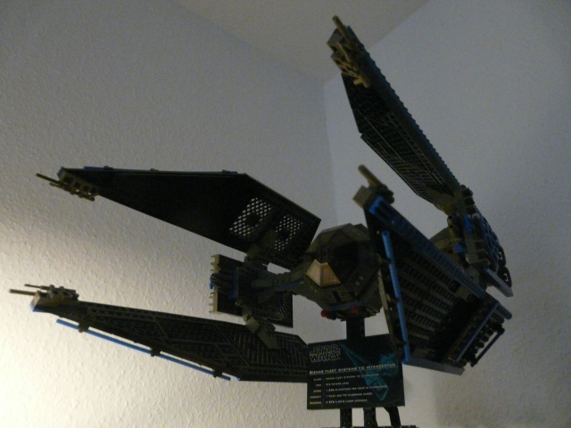 Lego Star Wars Y Wing. Y Wing